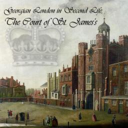 GLSL:  Queen's Levée, St. James's Palace