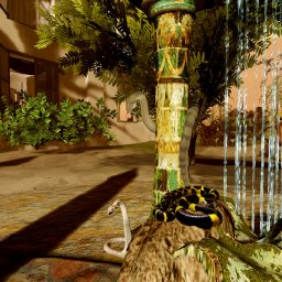 Larl Valley Egypt _ Larl Valley Egyptian Roleplay _ Tin Piek _ Flickr3_snakes!.jpg