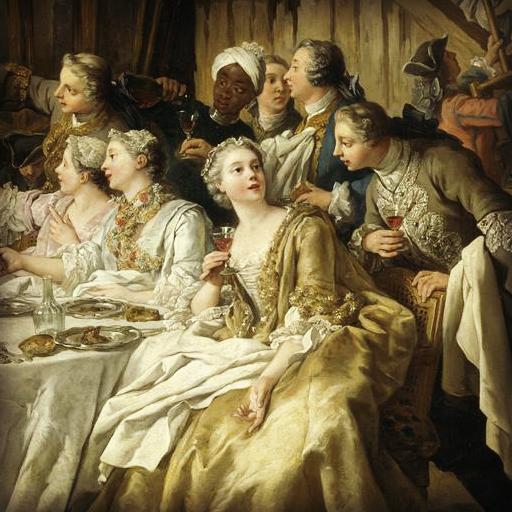 King's Cabinet at the Villa della Regina