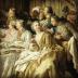 Queen Anne d'Orleans' Bedchamber