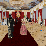 Diplomatic Ball in Luxembourg