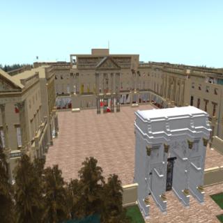 Buckingham Palace in Antiquity