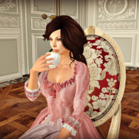 Tea Time at the Petit Trianon