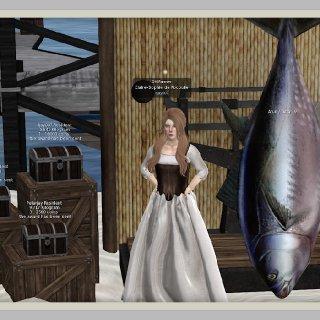 Tuna Winner!!