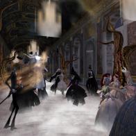 Dance Macabre at versailles