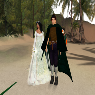 Windstorm-von Hirvi Wedding