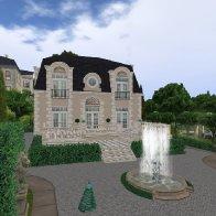 The new Palais at Lourmarin.....