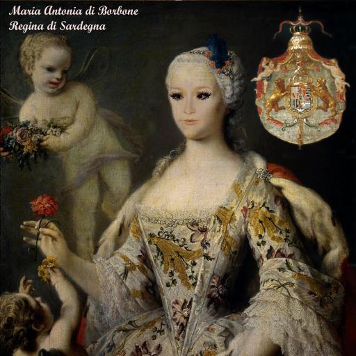 Maria Antonia di Borbone