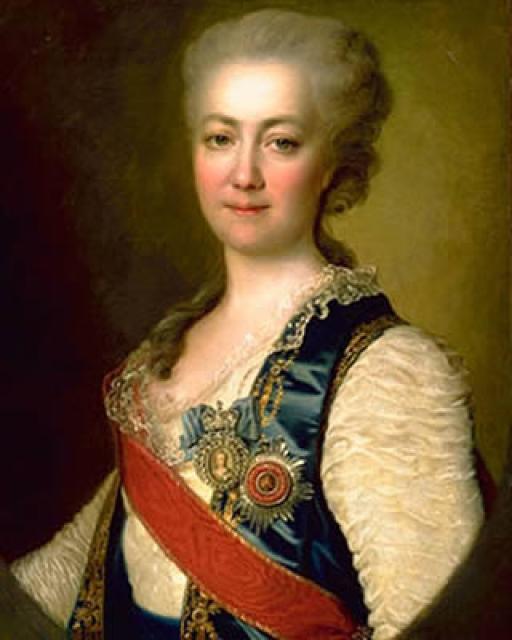 Princess Vorontsova-Dashkova