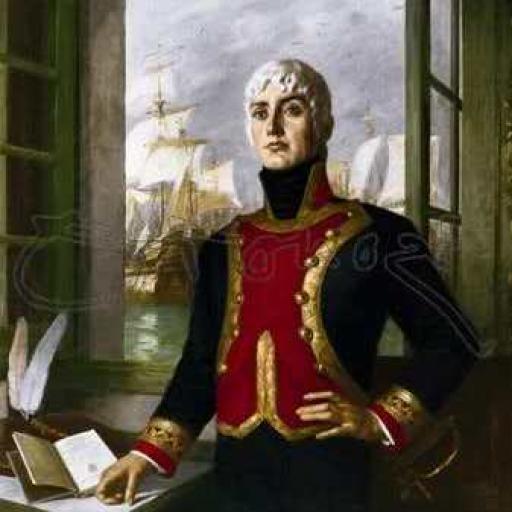 Brigadier Cosme Damián Churruca