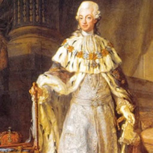 King Gustav lll of Sweden