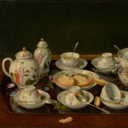 Tea & Toast