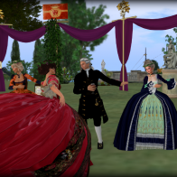 Dancing at the Grape Harvest Ball