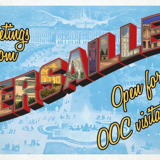 Château de Versailles is open for visitors!