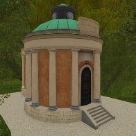 Antikentempel / Antique Temple
