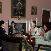 Mrs Allerton's House of Cards