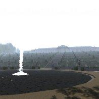 Sanssouci Park Foggy