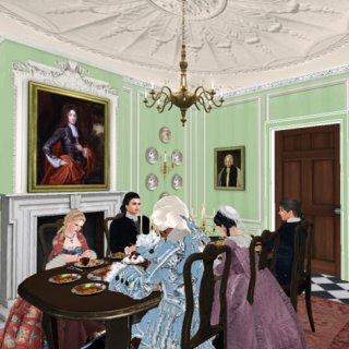Sybil Cornwallis Dinner.jpg