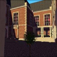 St Jamess Palace Cobble Court