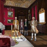 George III Levee I