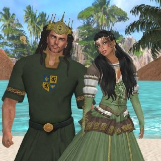 Jason and Larie in Paradise.jpg