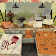 QH Market: Eléanore's Stall