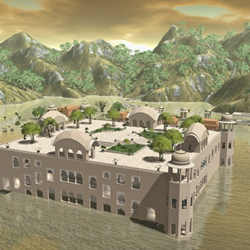 जल महल Introducing the Jal Mahal - Jaipur State Roleplay Sim.
