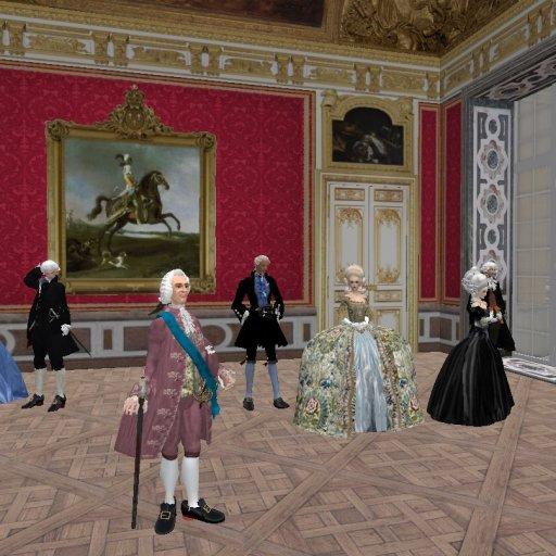 In Versailles