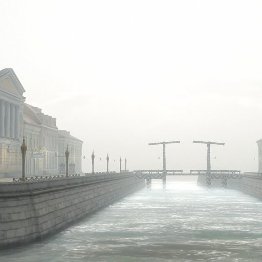 Saint Petersburg in Second Life - New location sneak peek