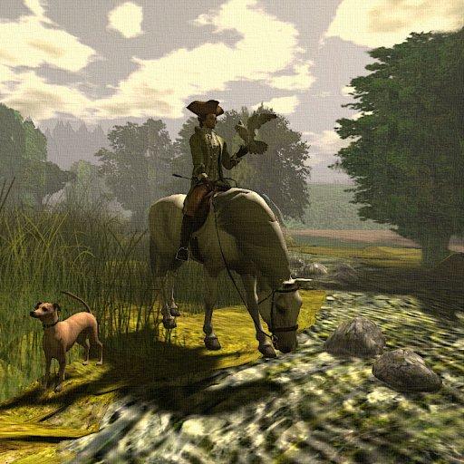 La Caccia all'Alba - The early morning hunt