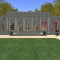 Hôtel Montesson ~ Garden Facade