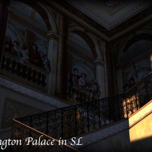 Kensington Palace Sneak Peek
