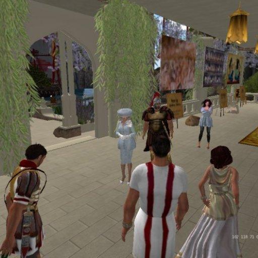 Roma Visits Decades