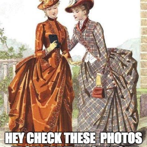 Social Media... in 1880s