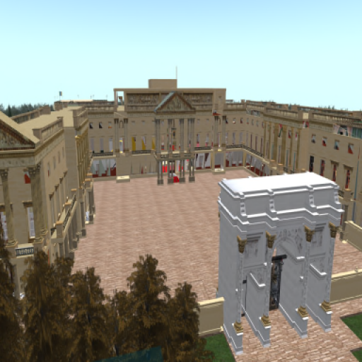 Buckingham Palace in Antiquity