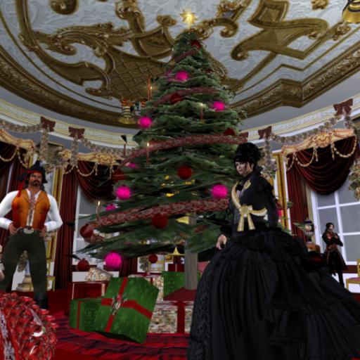 Buckingham Christmas 1