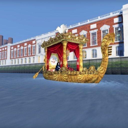 Whitehall's Royal Barge