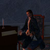 Lisieux's Desk