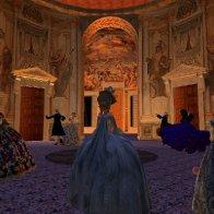 Gambling Ball at Rocca Sorrentina