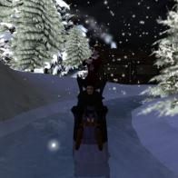 Conntessas in the snow 2