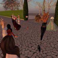 Versailles party!