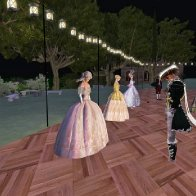 Dancing under the Stars on Rocca Sorrentina (#2)