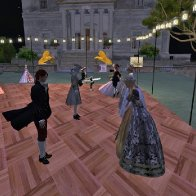 Dancing under the Stars on Rocca Sorrentina (#3)