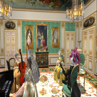 Lamballe's Music Salon