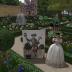 Working in the Queen's House Kitchen Garden