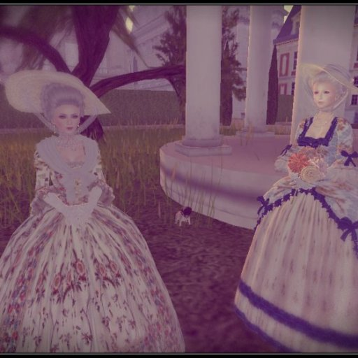 ~Me and Marie-Antoinette~