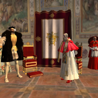 The Emperor and the Pope