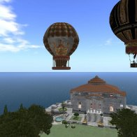 Balloon Duelling in Rocca Sorentina