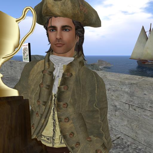 Shared Seas Celebration-Bedrich takes a bow