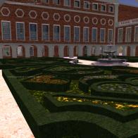 Whitehall Apartments Garden